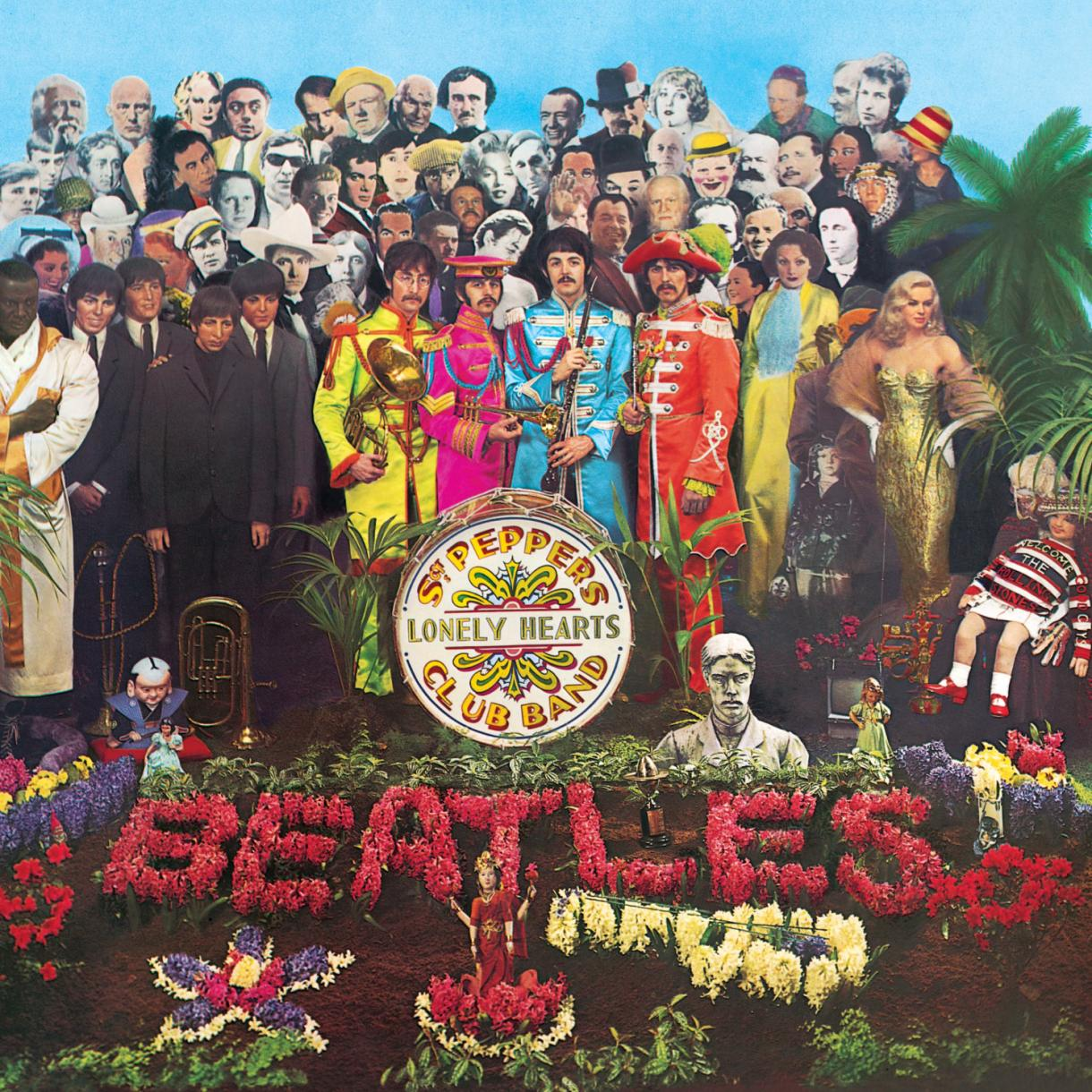 "48 ЛЕТ АЛЬБОМУ ""SGT. PEPPER'S LONELY HEARTS CLUB BAND"". - Изображение 1"