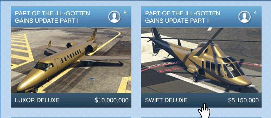 Обновление «Грязные деньги: часть 1» для GTA: online уже доступно для загрузки - Изображение 3