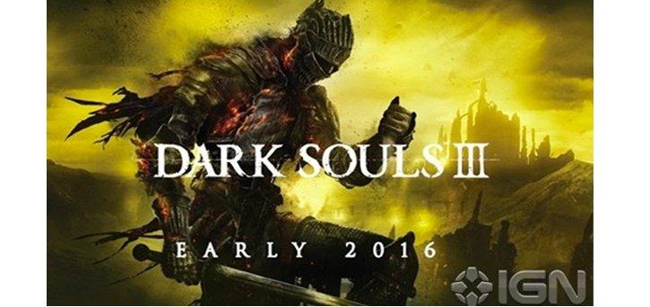 IGN выложили промо-изображение Dark Souls III - Изображение 1