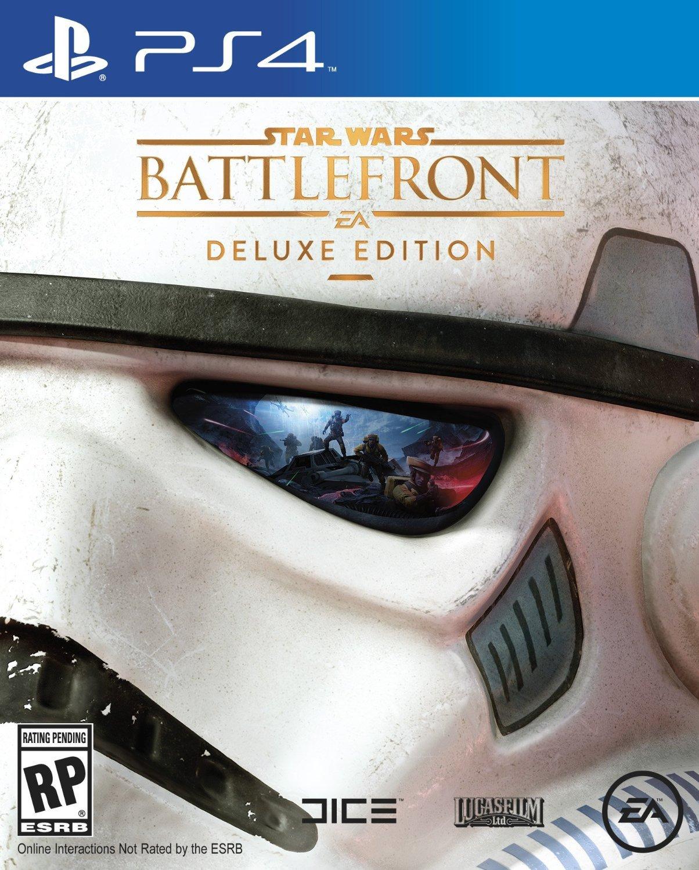 The Deluxe Edition будет для PS4 и XONE  - Изображение 1
