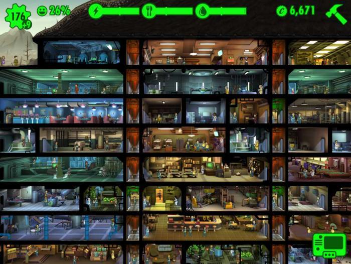 Fallout Shelter. Побарахтайся во вселенной - Изображение 8