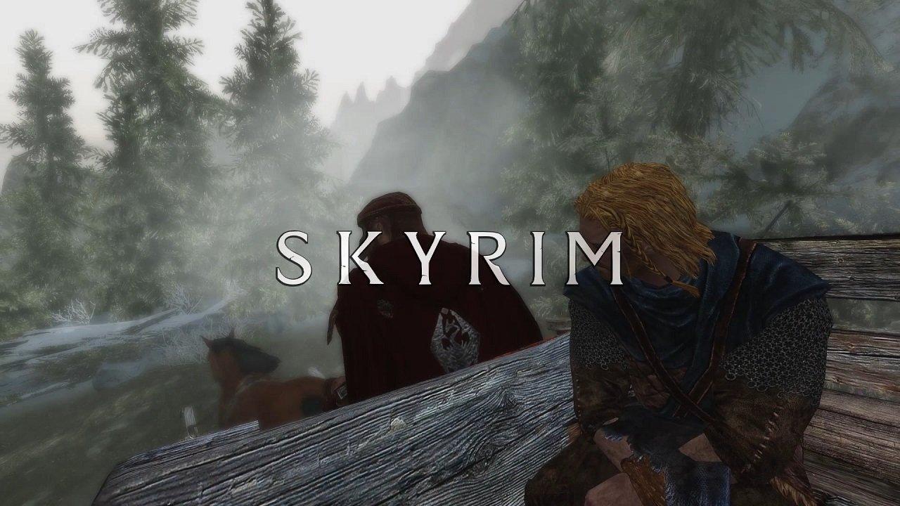 Skyrim Прохождение - Смотри как Сериал! - Изображение 1