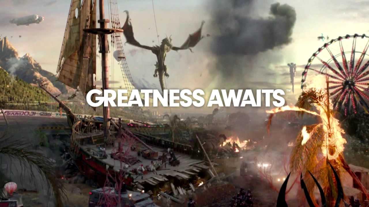 Greatness Awaits - Изображение 1