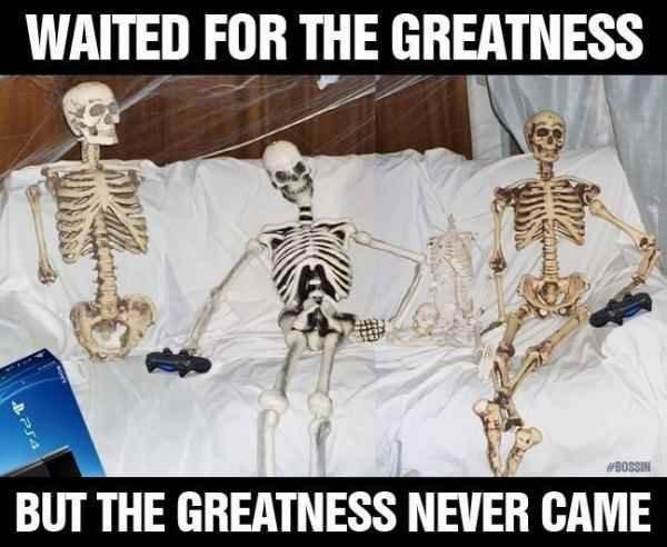 Greatness Awaits - Изображение 3