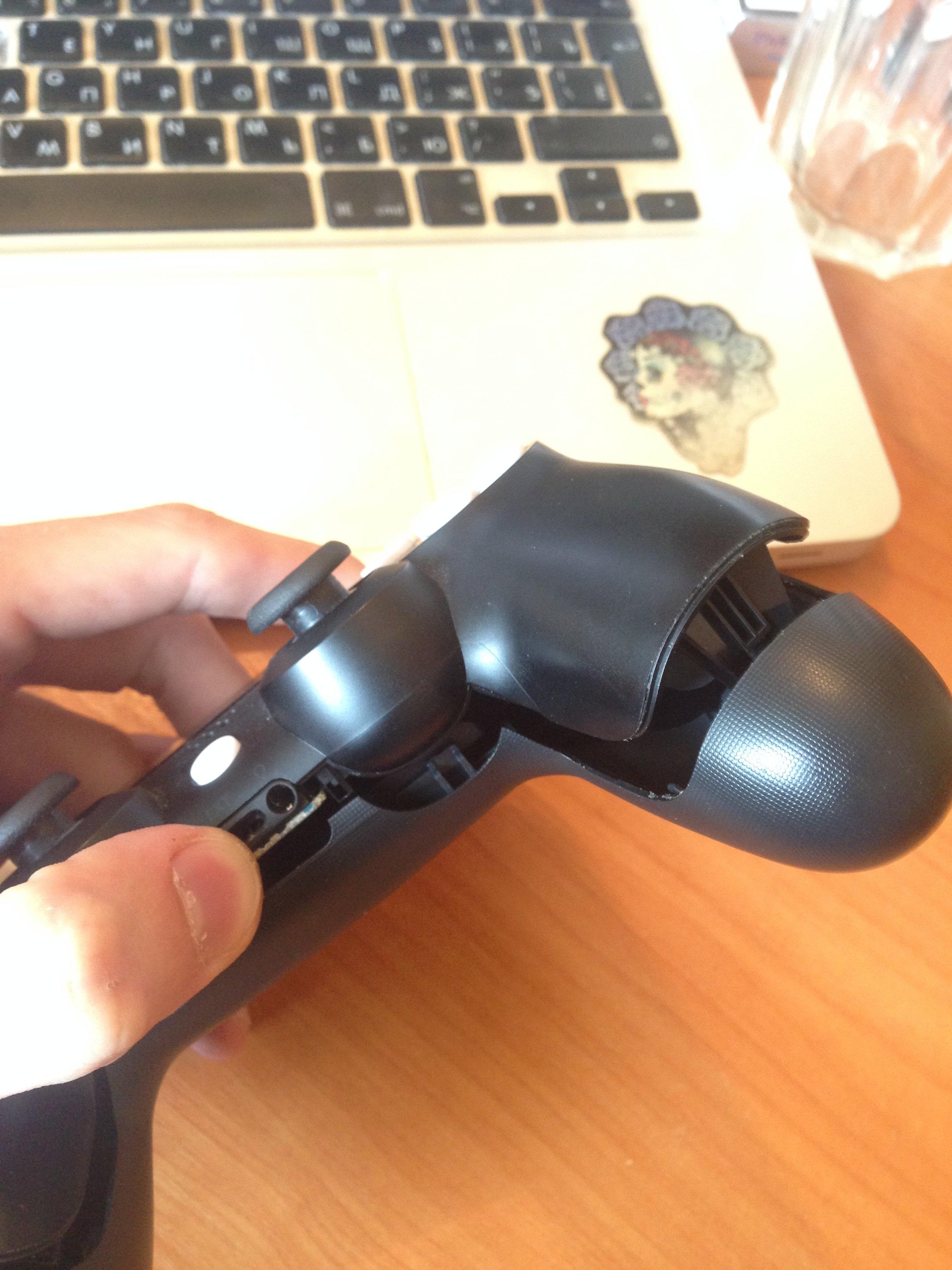 Dualshock 4. Разборка с заменой стиков. - Изображение 6