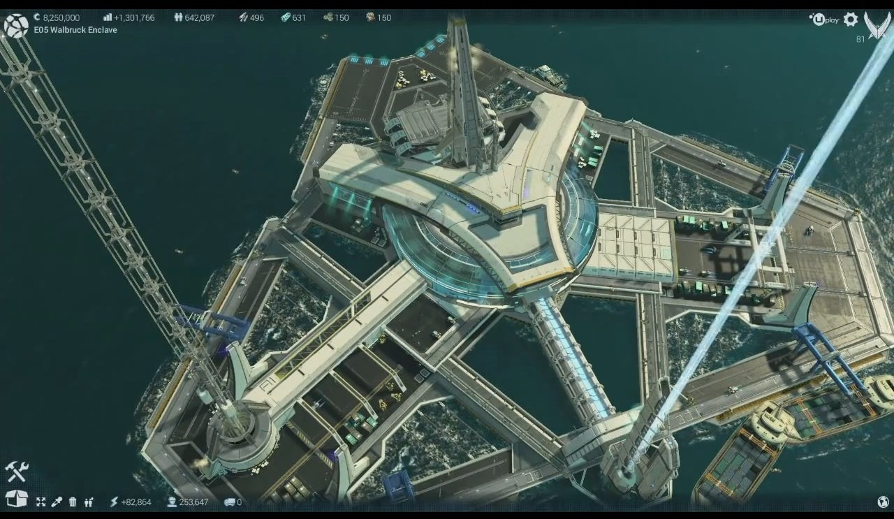 Anno 2205 - Анализ кадров игрового процесса - Изображение 8