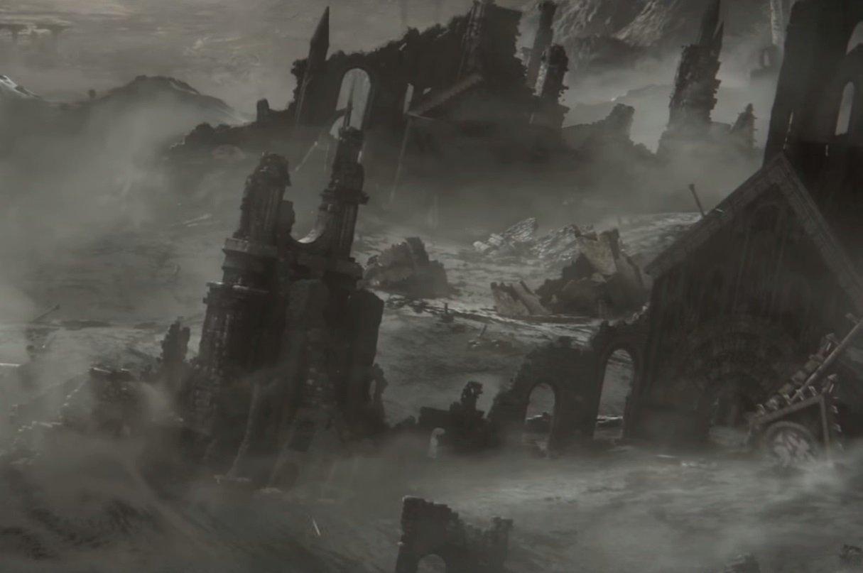 Не украденное рассмотрение трейлера Dark Souls 3. - Изображение 3