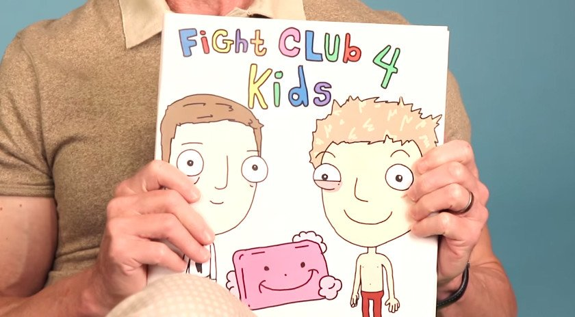 Чак Паланик представил детскую версию «Бойцовского клуба». - Изображение 1