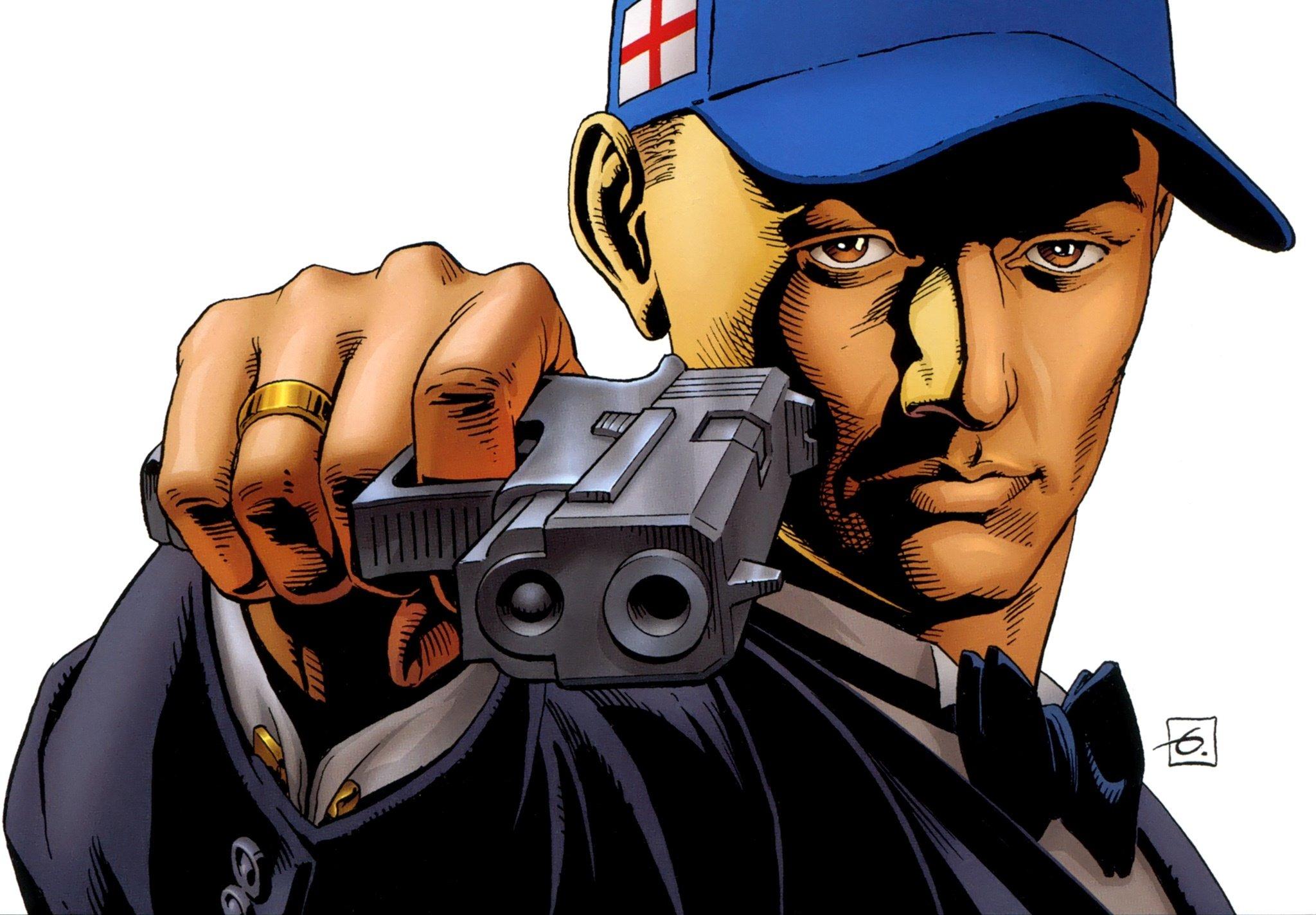 Игры и фильмы по комиксам: The Secret Service a.k.a. Kingsman - Изображение 1