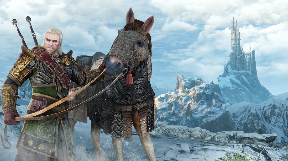 The Witcher 3: Wild Hunt Бесплатные DLC 11 и 12.   Skellige Armor Set.   Набор Скеллигской брони для Геральта и Плот ... - Изображение 2