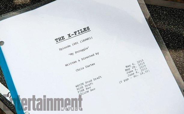 Появились первые кадры со съемок продолжения сериала «Секретные материалы». - Изображение 3