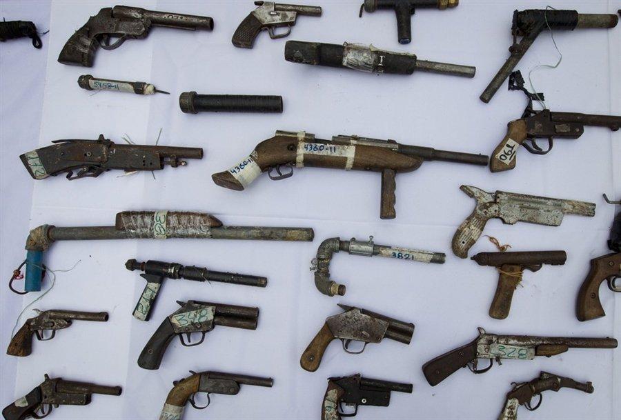 Детство без компьютера. Топ-5 самодельного оружия - Изображение 1
