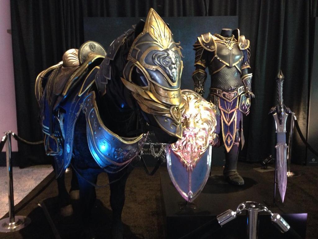 Скрины и фанатские арты к фильму WarCraft - Изображение 2
