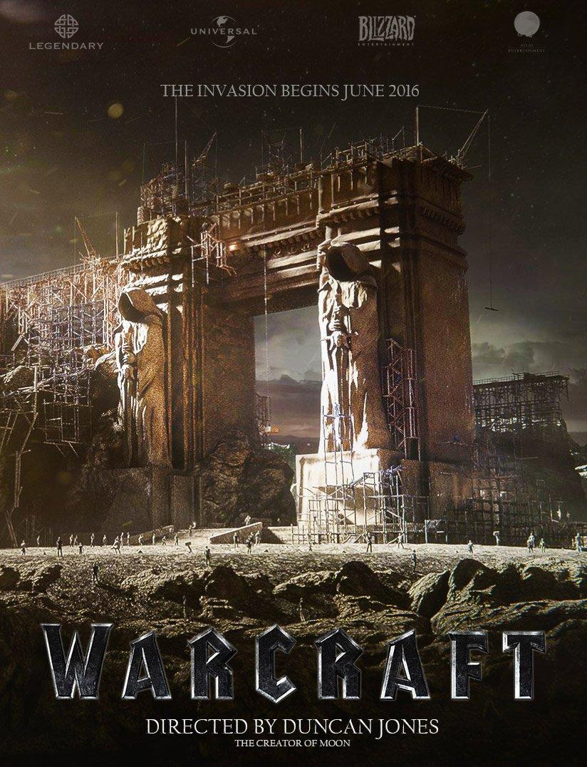Скрины и фанатские арты к фильму WarCraft - Изображение 1