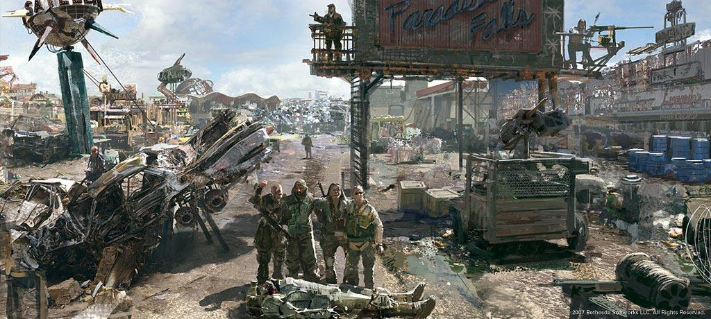 Бойкотируем все вместе Fallout 4 - Изображение 1
