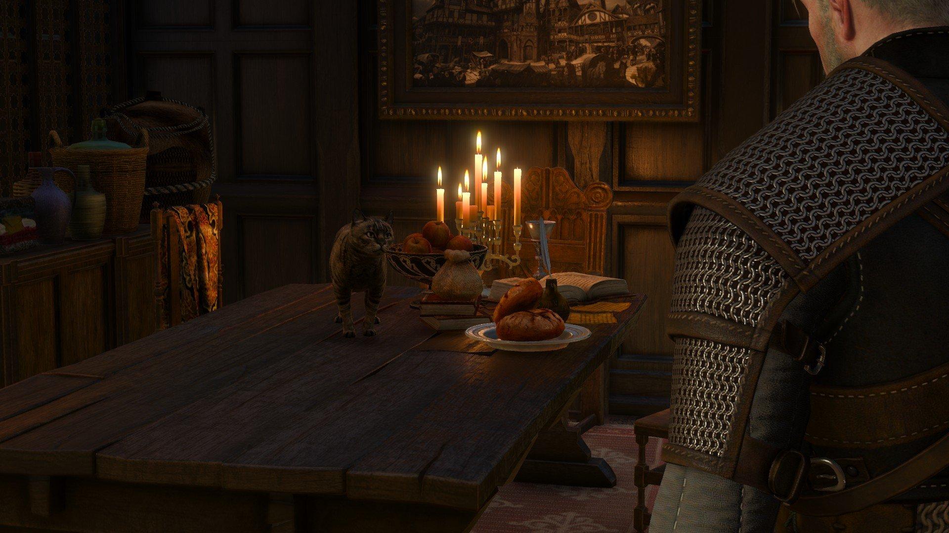 """The Witcher 3: Wild Hunt. Бесплатное DLC 13.   На этой недели выйдет только одно дополнение!   """"Where the Cat and Wo ... - Изображение 3"""