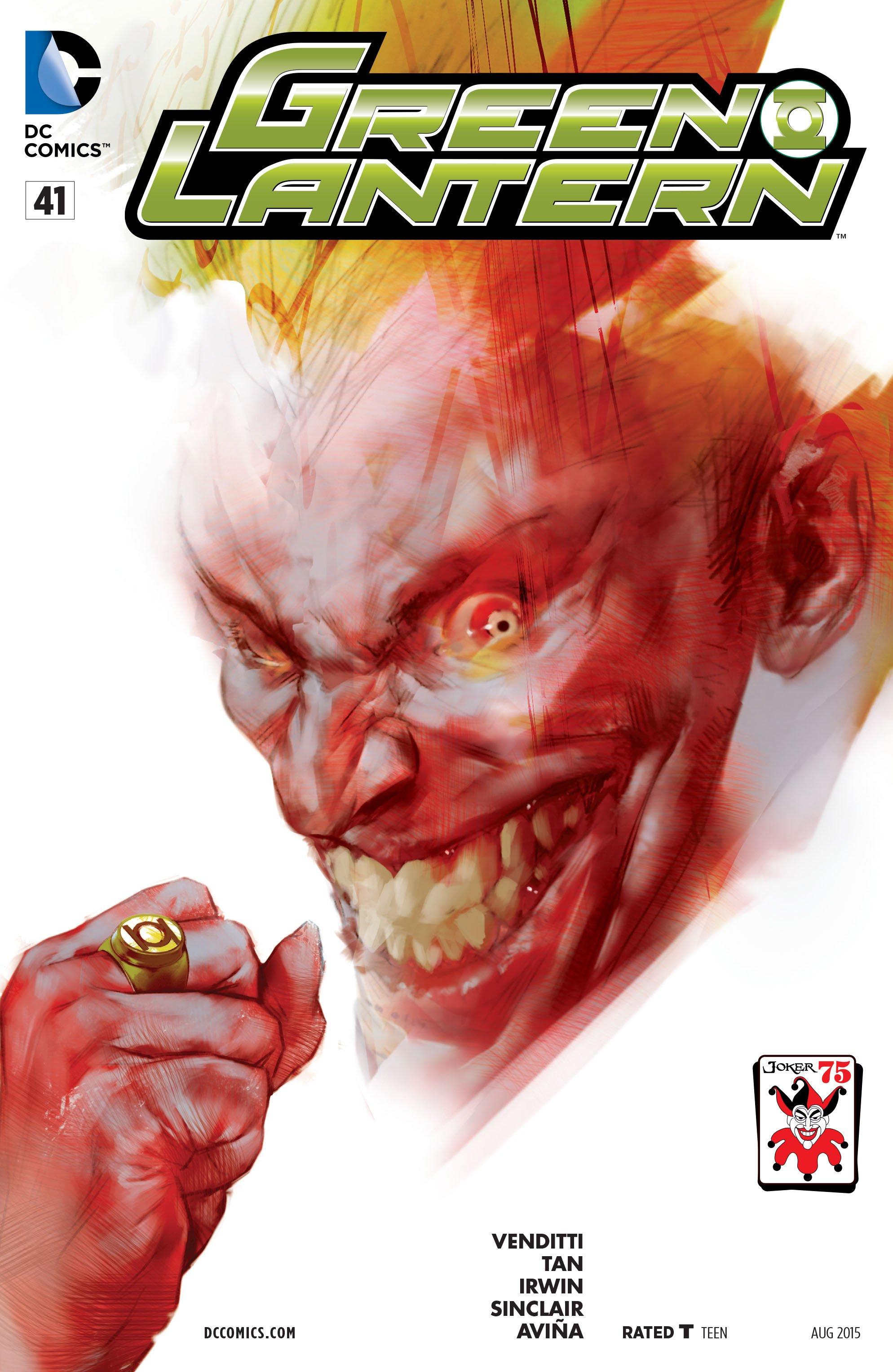 JOKER 75 обложки от DC. - Изображение 3