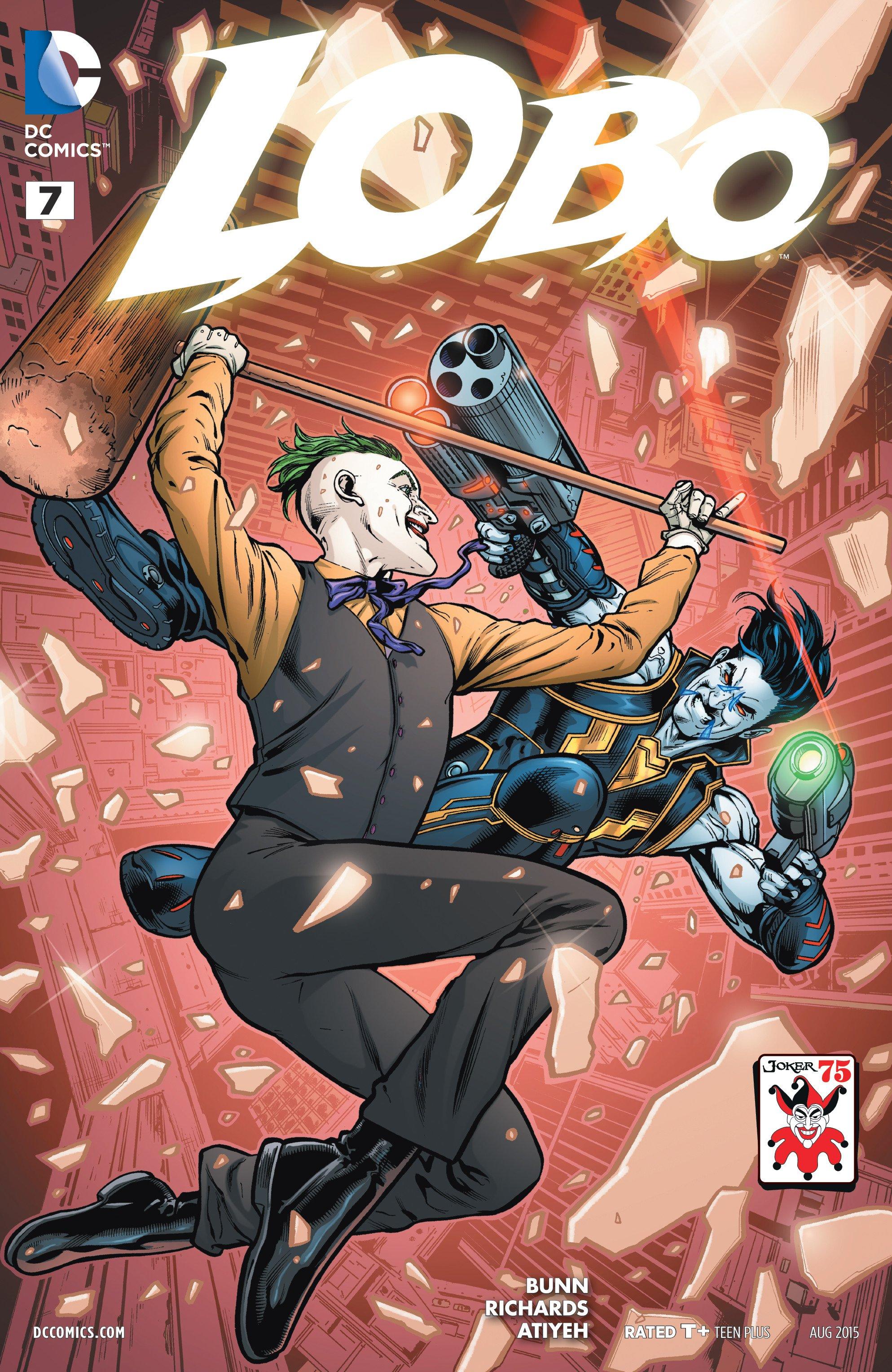 JOKER 75 обложки от DC. - Изображение 5