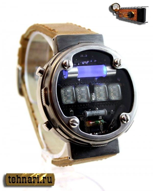 Часы Артёма из Metro Last Light. У желающих заказать автор назвал цену в 40 000 тыс. Часы огооонь!! - Изображение 1