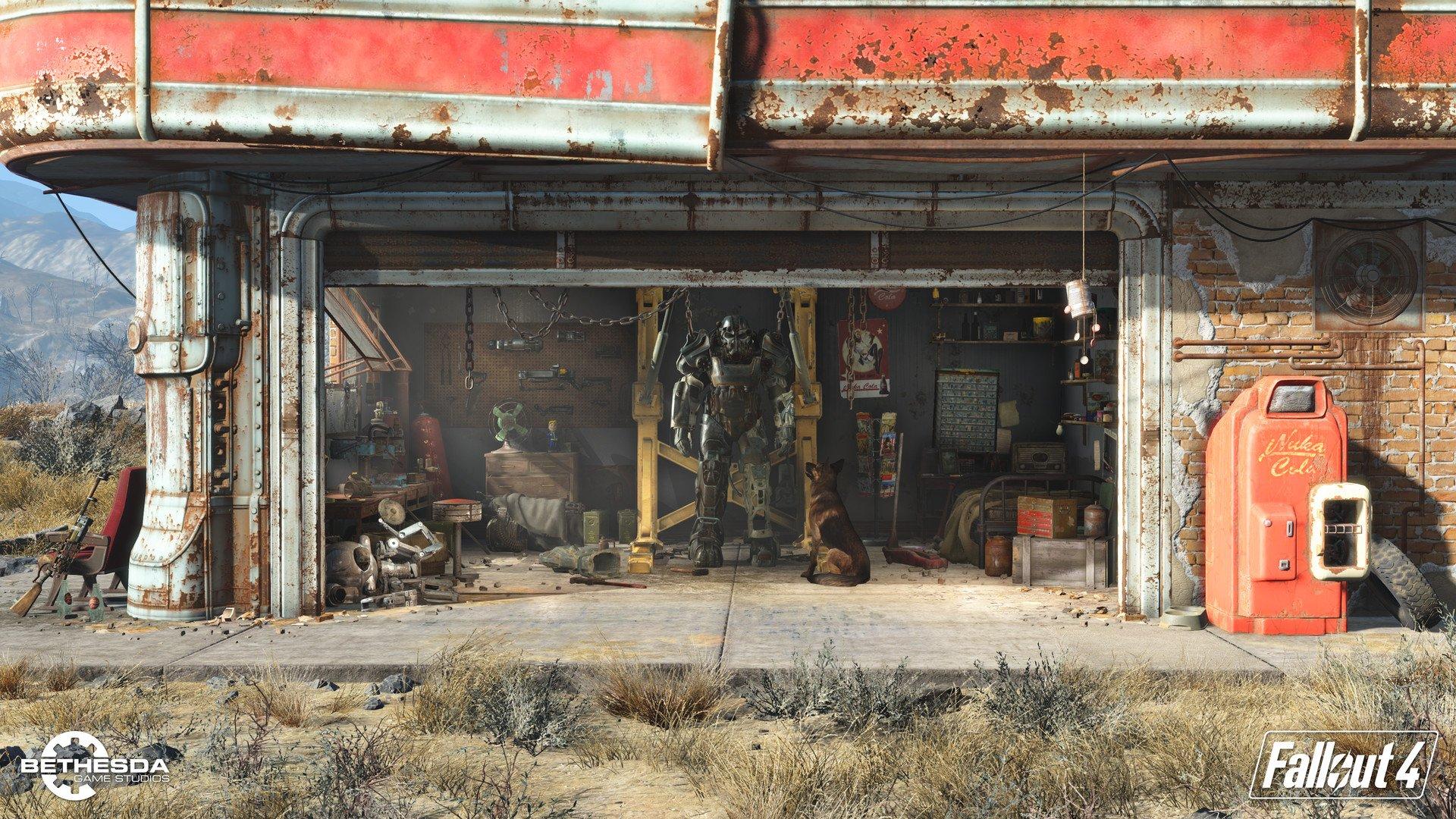 Про Fallout 4 с Reddit (осторожно, возможно, вброс) - Изображение 1