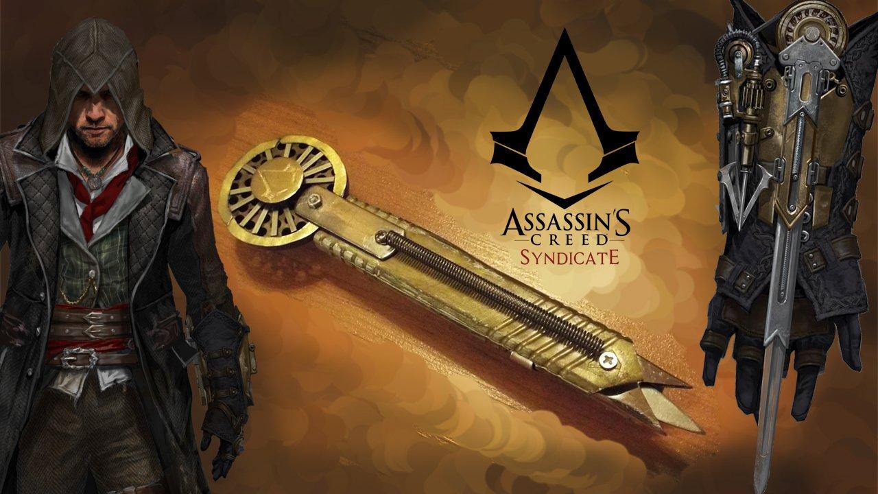 Скрытый клинок Ассасина ( Syndicate ) - Изображение 1