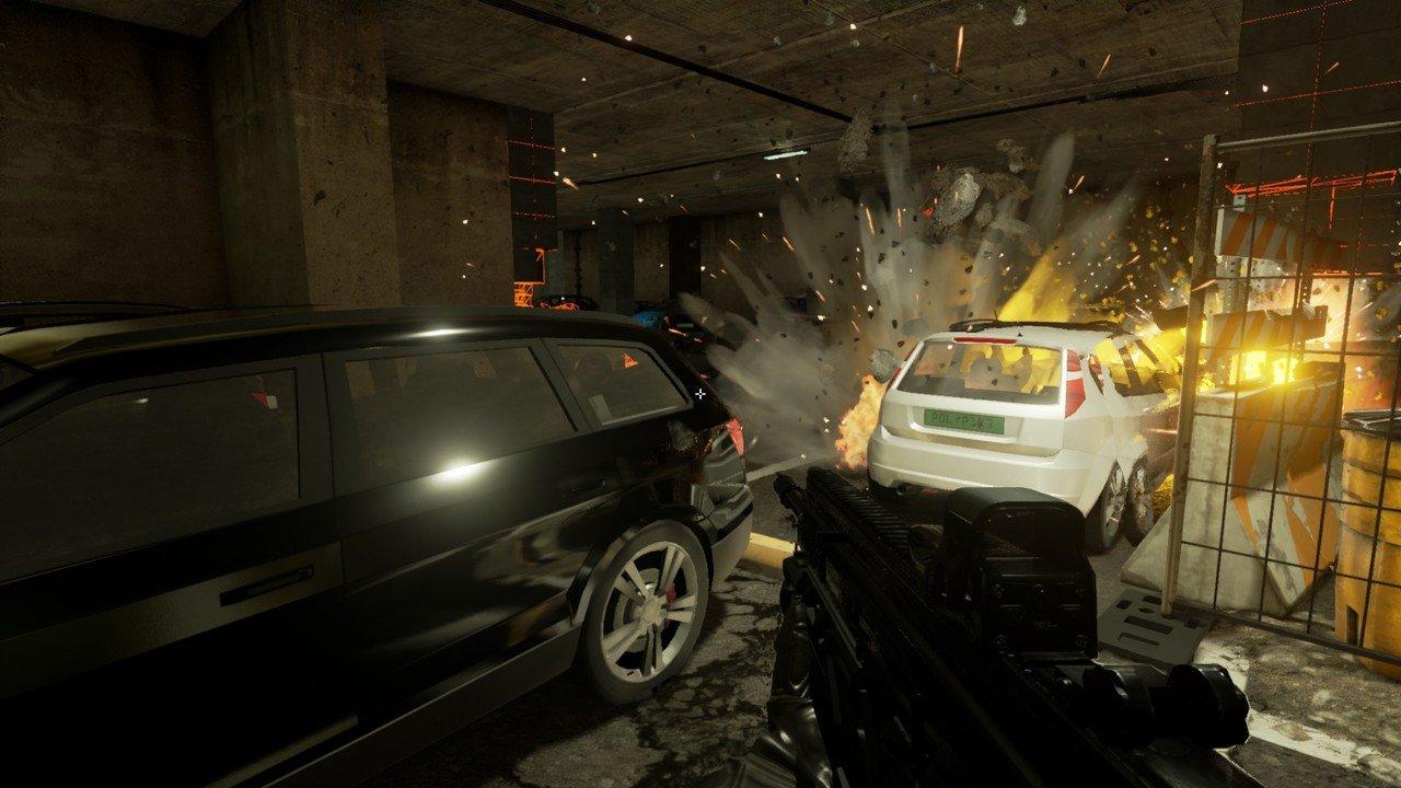 Basic Input Output System - новый шутер на время от бывших разработчиков Far Cry 2 . - Изображение 1