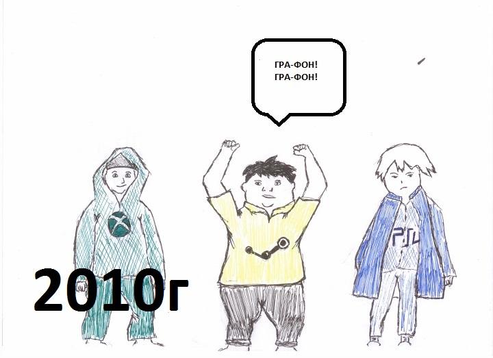 В двух словах: Эволюция геймеров - Изображение 2