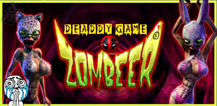 DEADDY GAME - Zombeer (2015) - Пиво и Зомби. - Изображение 1