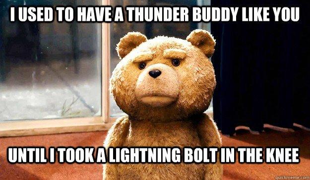 Здравствуйте, меня зовут Андрей, и мне понравился Тед 2 - Изображение 3