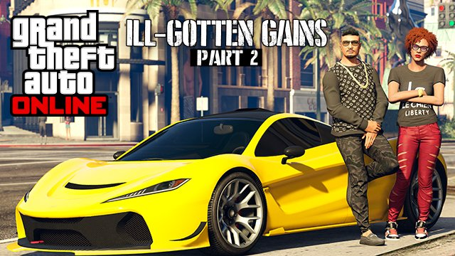 На следующей неделе выходит дополнение к GTAO «Грязные деньги: часть 2» - Изображение 1