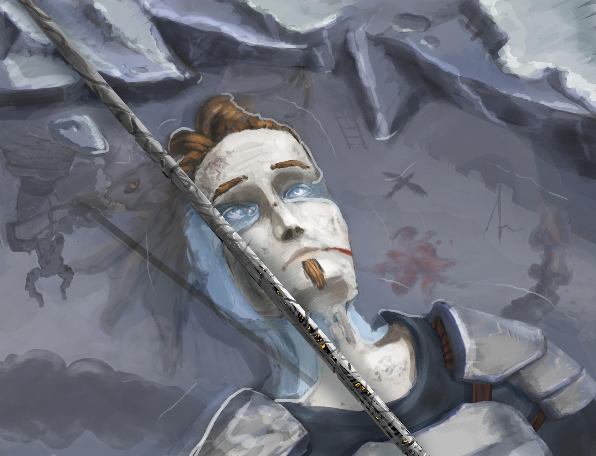 Лица войны. Павший - Изображение 1