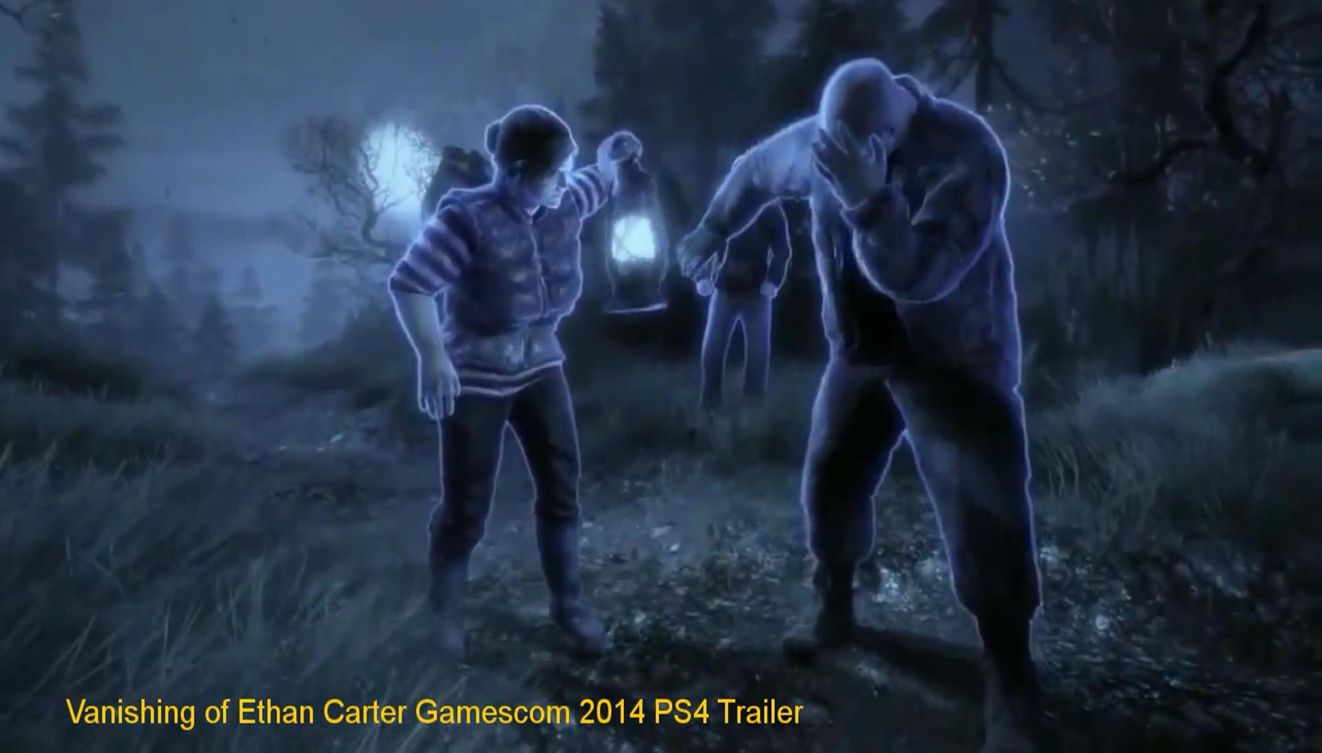 Сильное УХУДШЕНИЕ ГРАФИКИ PS4-версии The Vanishing of Ethan Carter. - Изображение 2