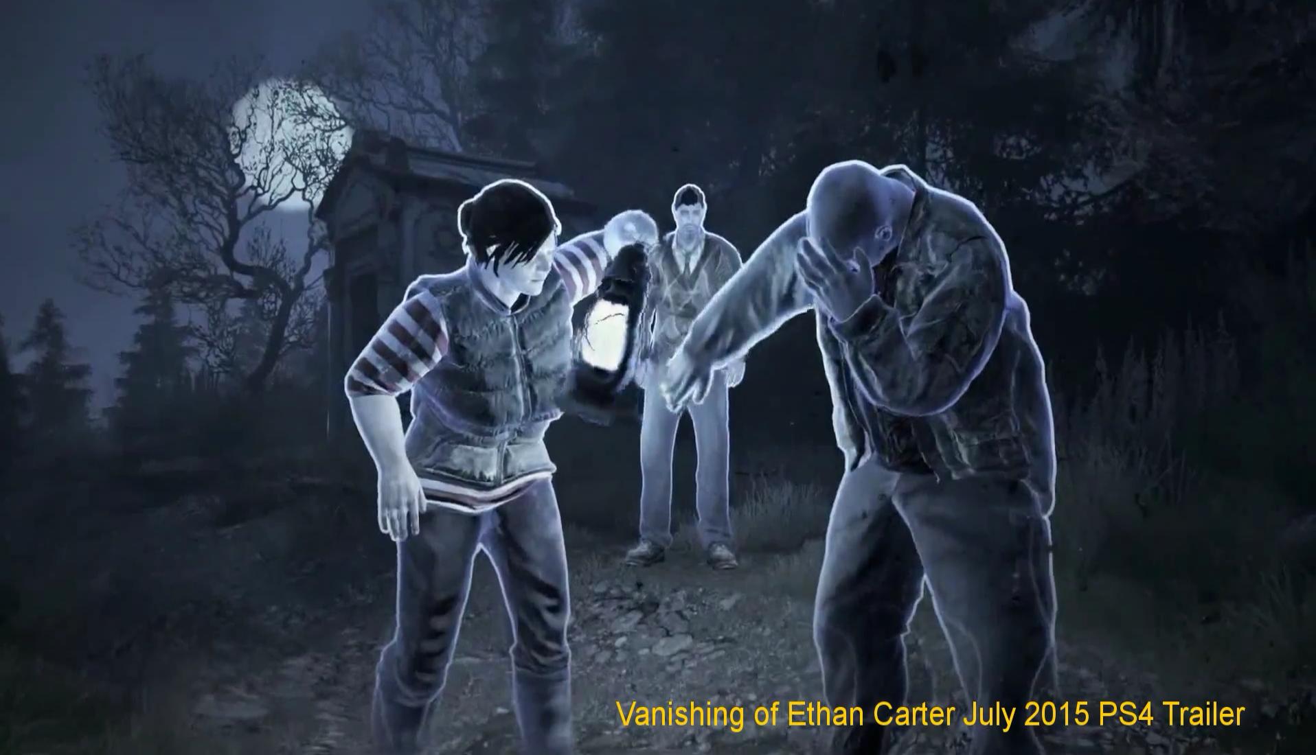 Сильное УХУДШЕНИЕ ГРАФИКИ PS4-версии The Vanishing of Ethan Carter. - Изображение 1