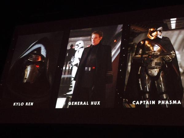 Comic-Con: Сила Пробуждается... за кадром. - Изображение 1