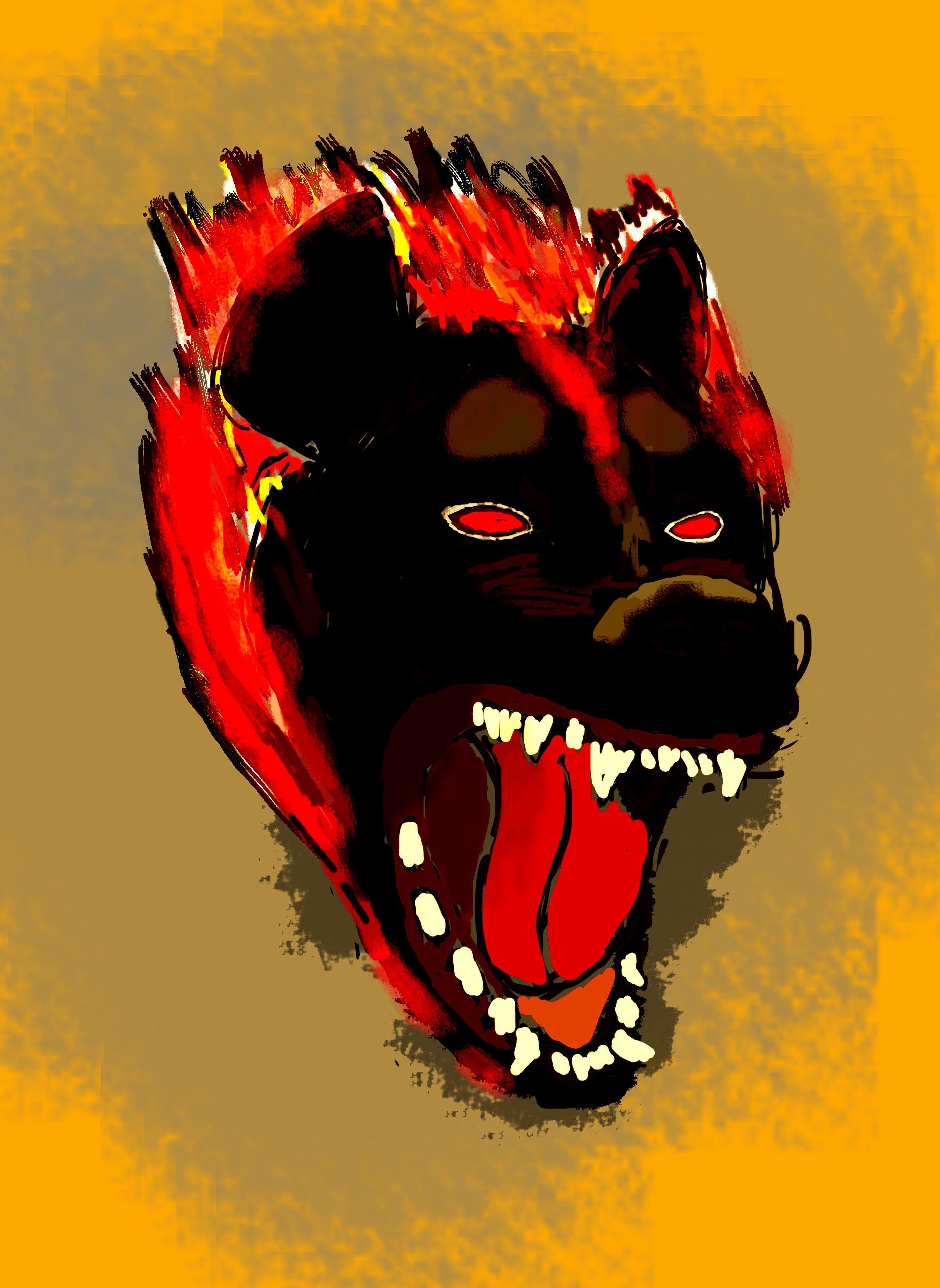 Лицо войны - пёс войны  - Изображение 1