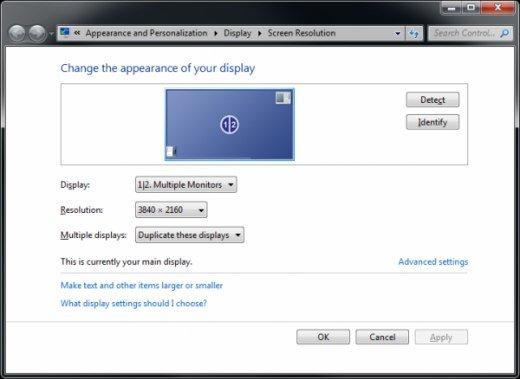 Разрешение 4K на PC - Изображение 2