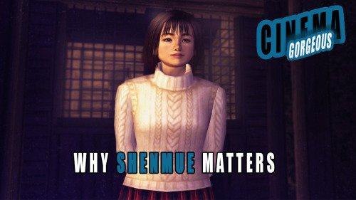 Почему Shenmue это важно - Изображение 2