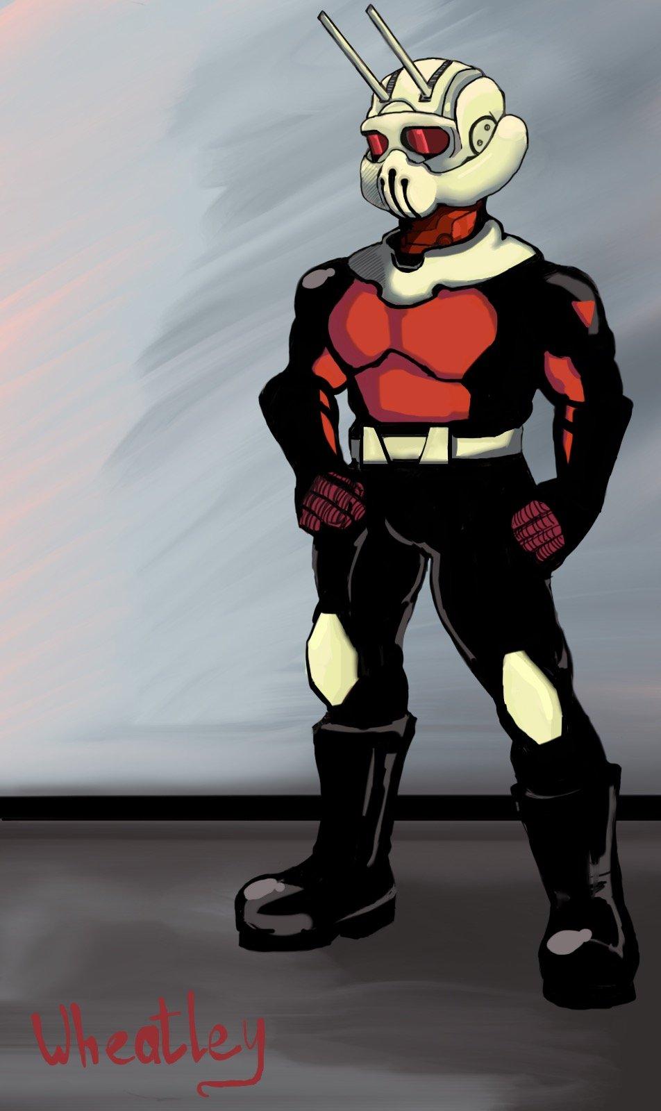 Ant-man? Ant-man!  - Изображение 1
