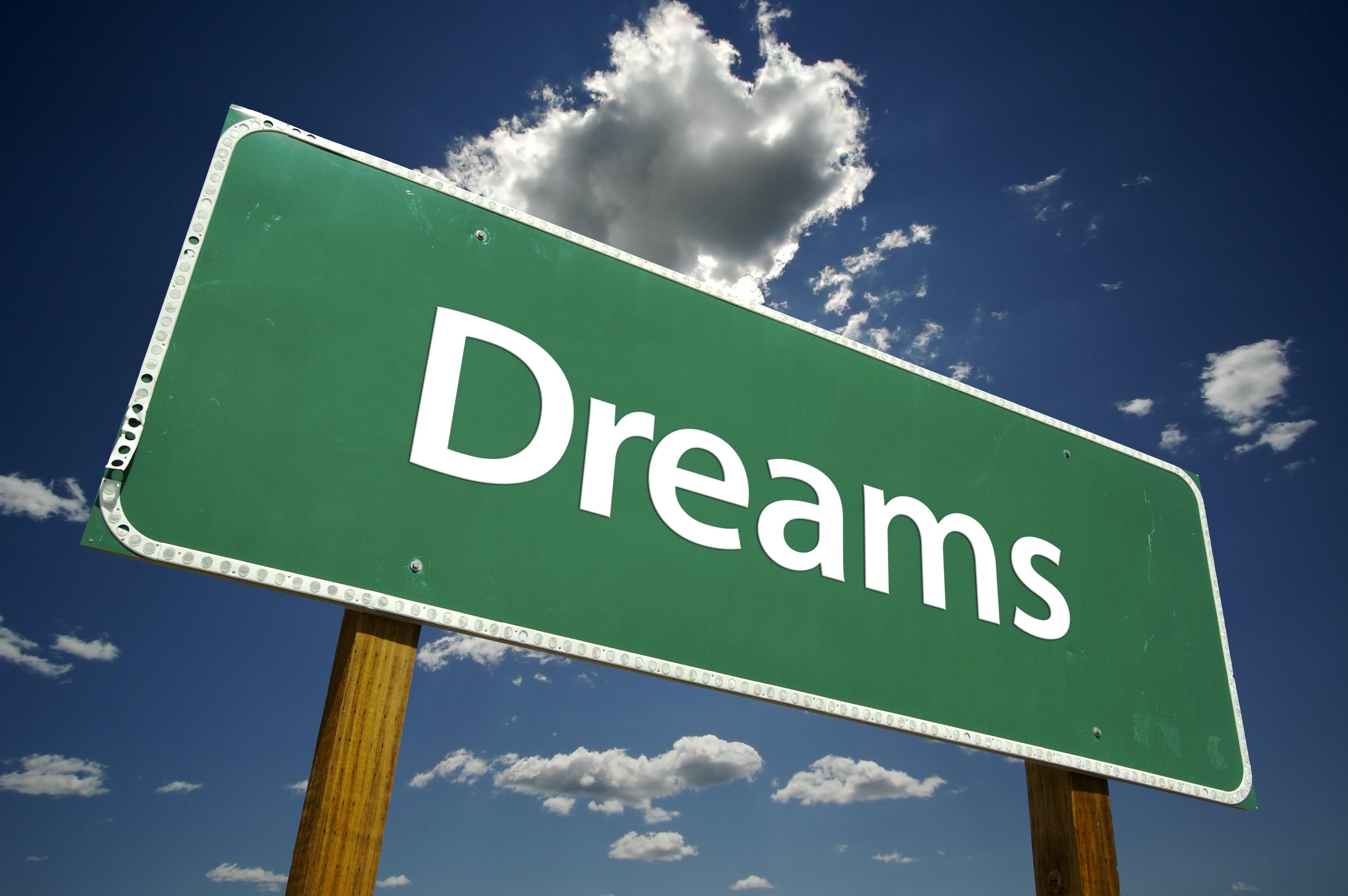 какова ваша мечта? и что вы делаете для ее осуществления?  - Изображение 1