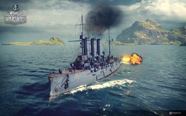 Стартовал ОБТ World of Warships. Полный вперёд!   World of Warships выходит из порта! 2 июля стартовал Открытый Бе ... - Изображение 2