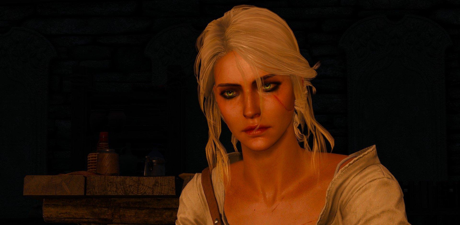 The Witcher 3: Wild Hunt. Бесплатное DLC 14  Alternative Look for Ciri.   Альтернативный вид Цири.   DLC 13   DLC 11 ... - Изображение 1