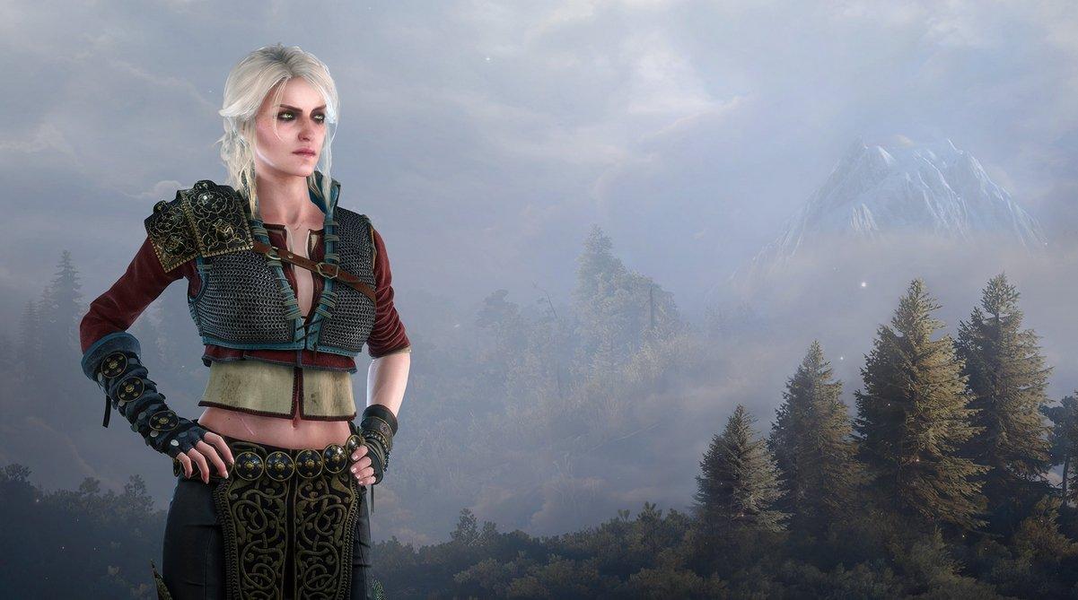 The Witcher 3: Wild Hunt. Бесплатное DLC 14  Alternative Look for Ciri.   Альтернативный вид Цири.   DLC 13   DLC 11 ... - Изображение 2