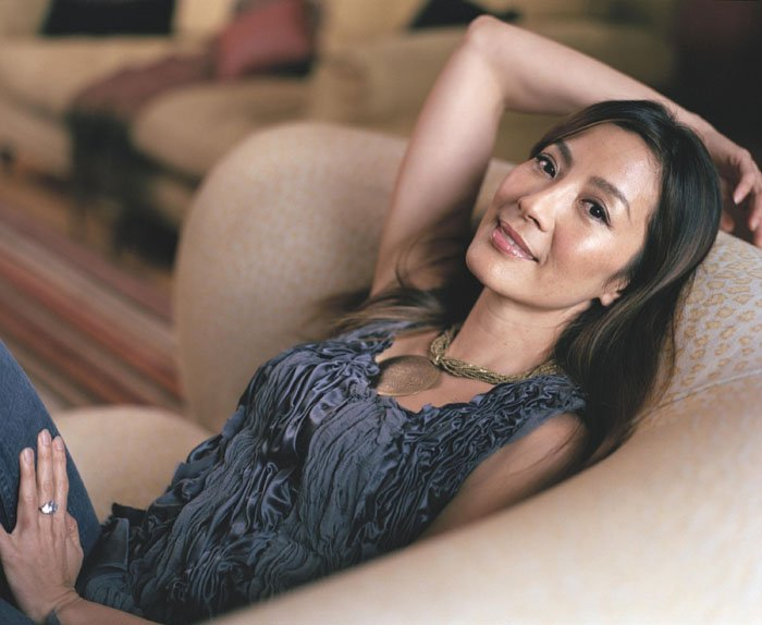 Мишель Йео (53 года) - Изображение 1