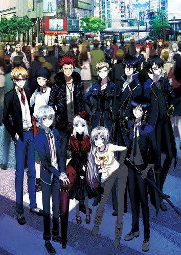 Мнение: аниме-сериал Project K + фильм K: Missing Kings - Изображение 1