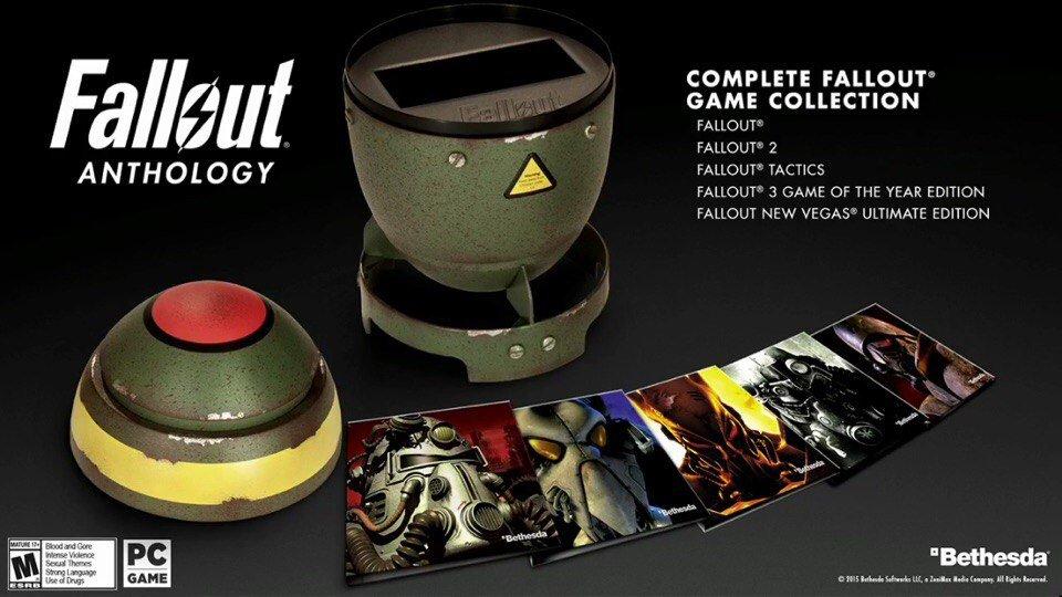 Анонсирована Fallout: Anthology - Изображение 2