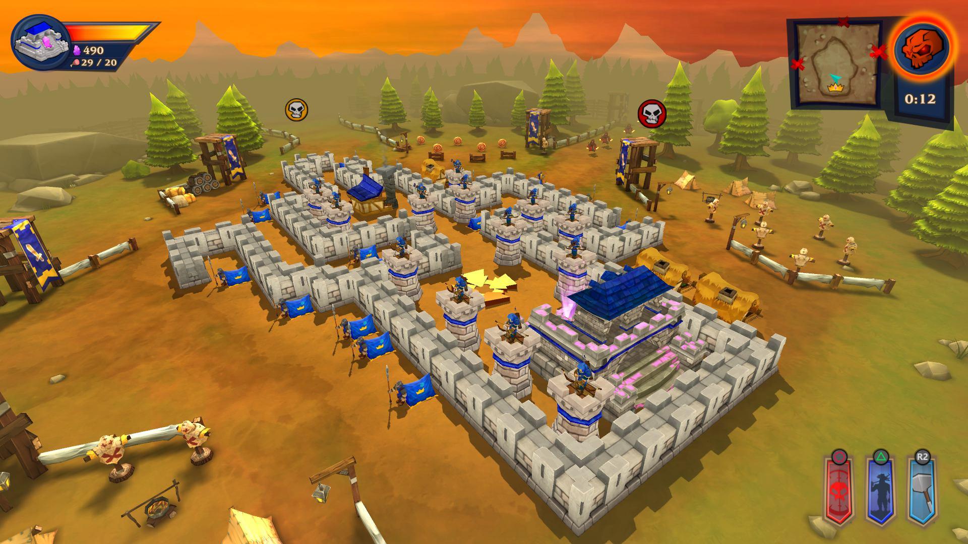 The Castle Game - Изображение 1