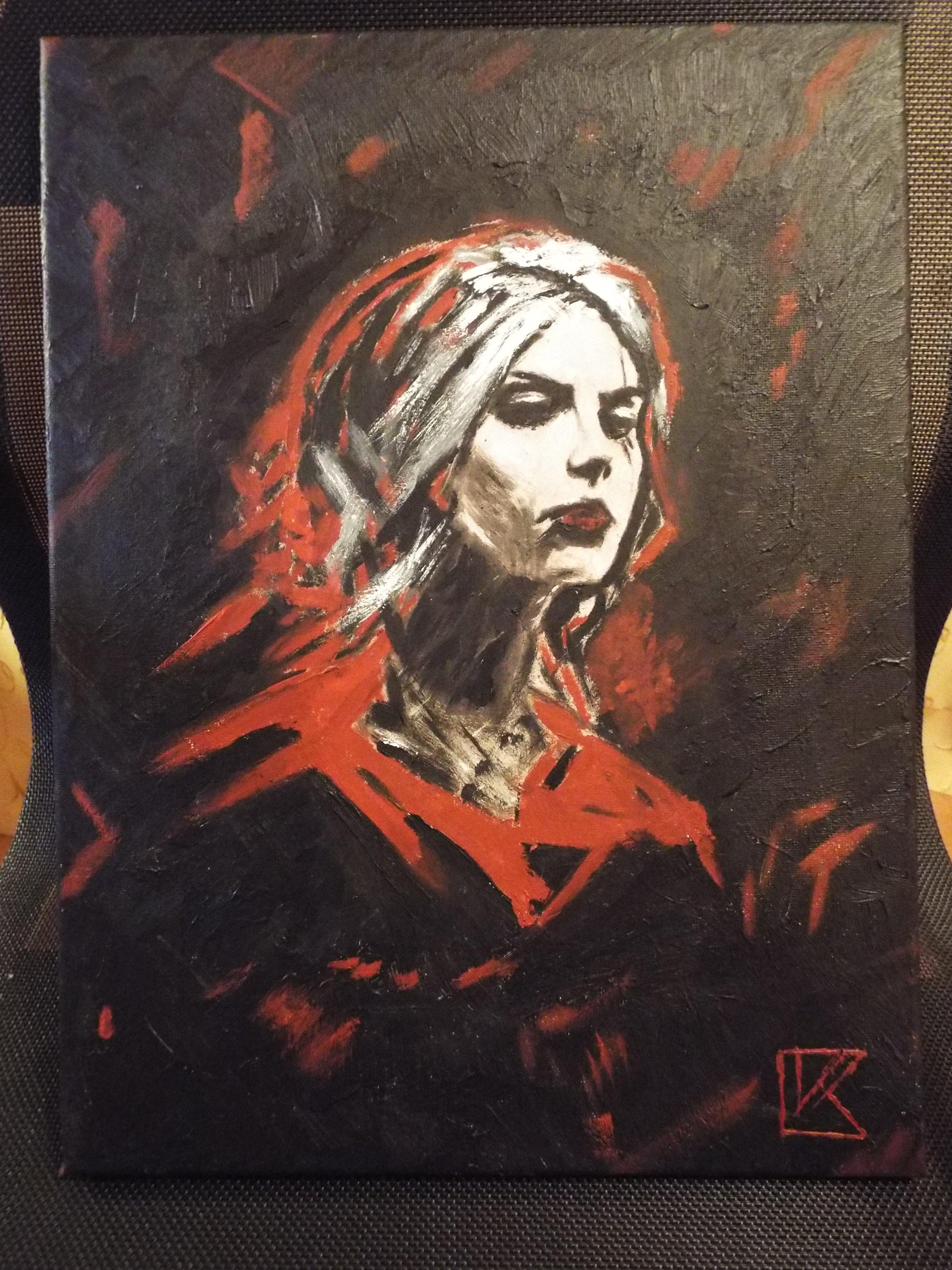 RED GIRL  - Изображение 1