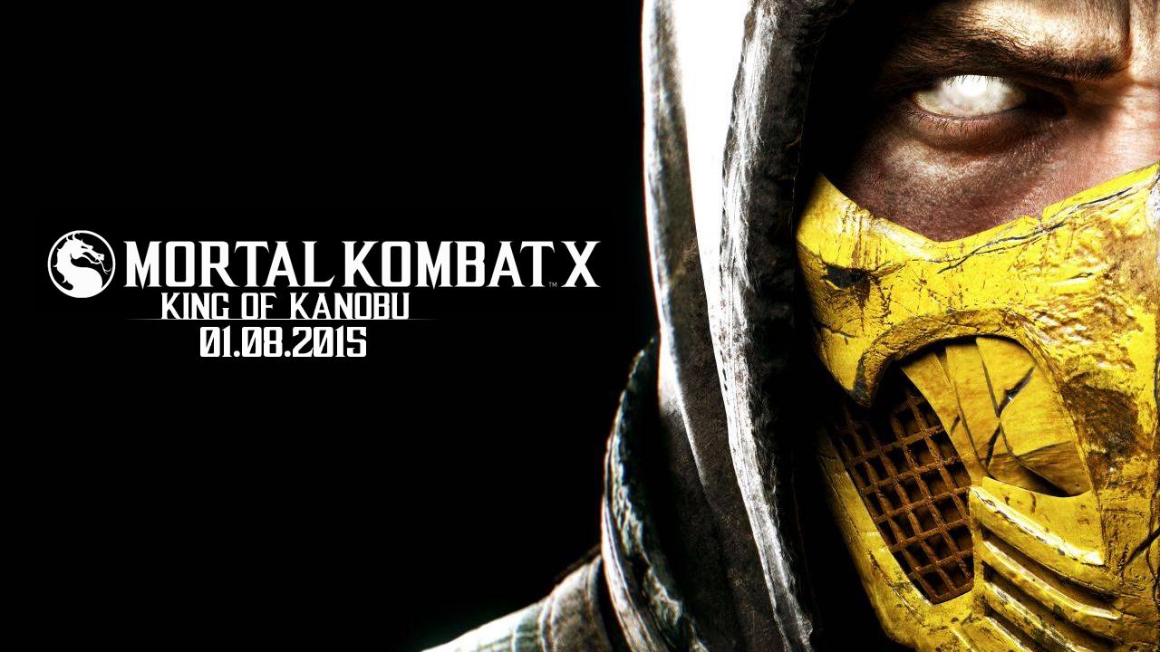 Mortal Kombat X: King of kanobu (В эту субботу в 19:00) - Изображение 1