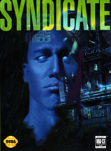 Syndicate (1993)-киберпанк  чистейшей воды, без   примесей. - Изображение 1