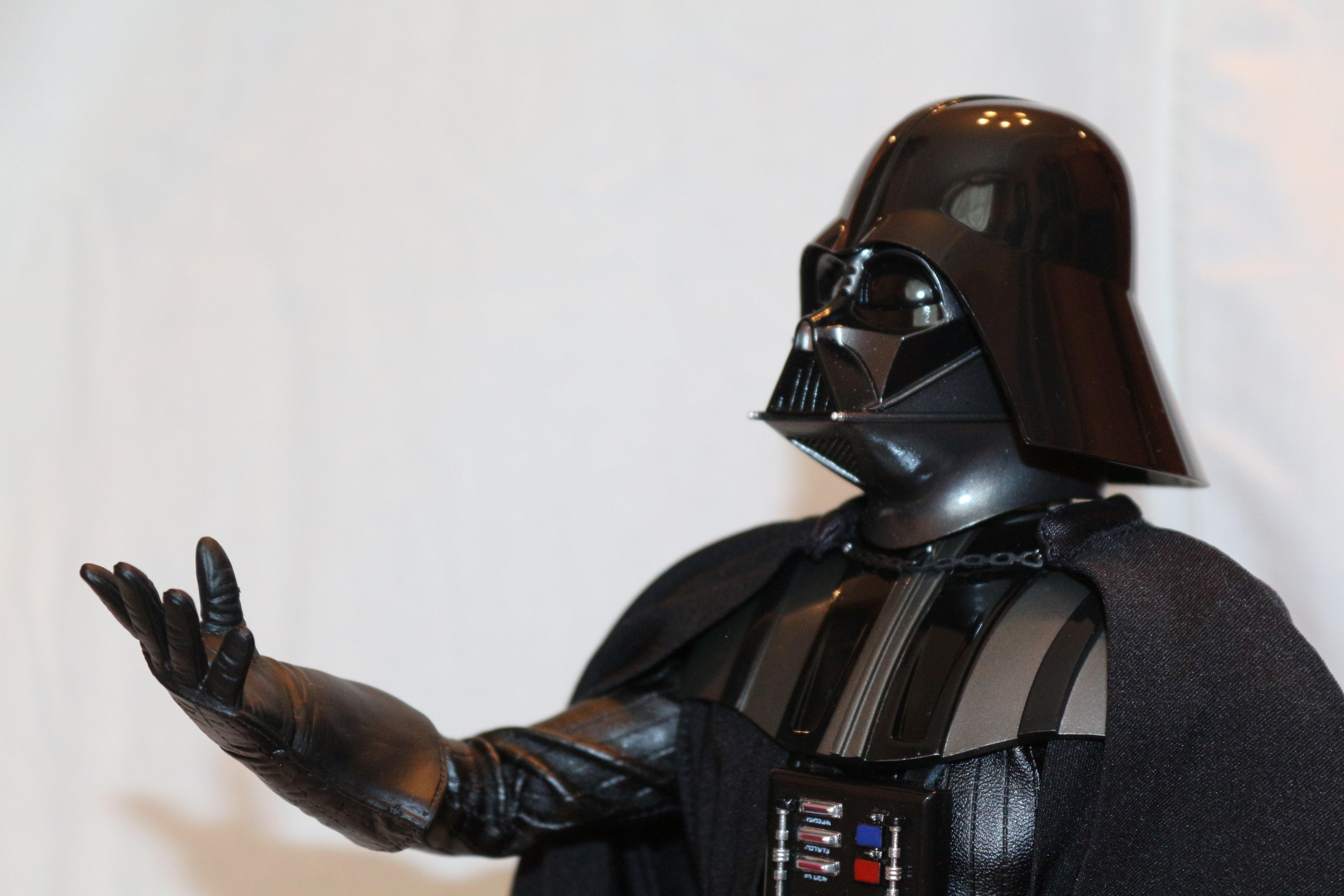 Sideshow Star Wars Deluxe Darth Vader 1/6 Scale Figure. Фотообзор. - Изображение 28